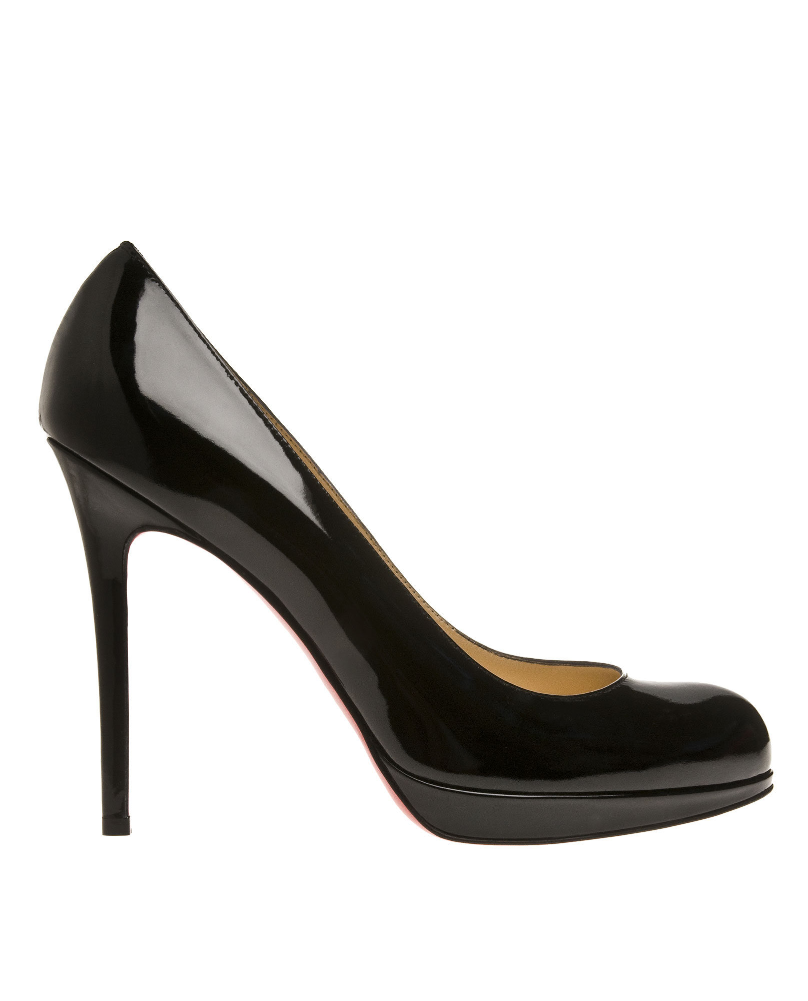 Christian Louboutin New Simple Leather Pumps Christian