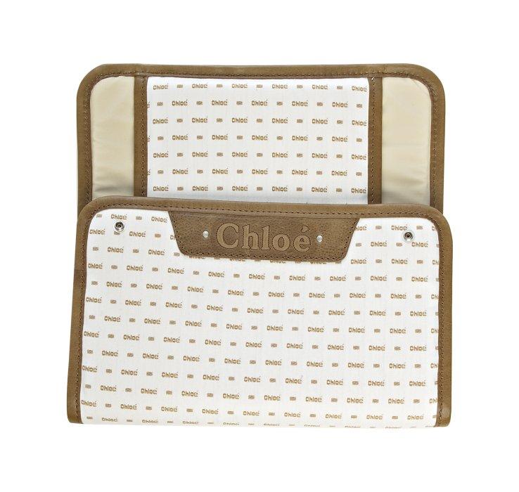 San Diego Chargers Diaper Bag: Chloe Logo Print Diaper Bag, Replica Chloe Bag