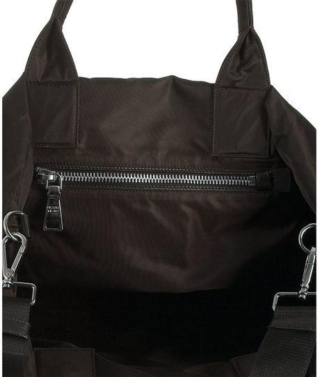 Prada Studded Shoulder Bag Blue Prada Wallet
