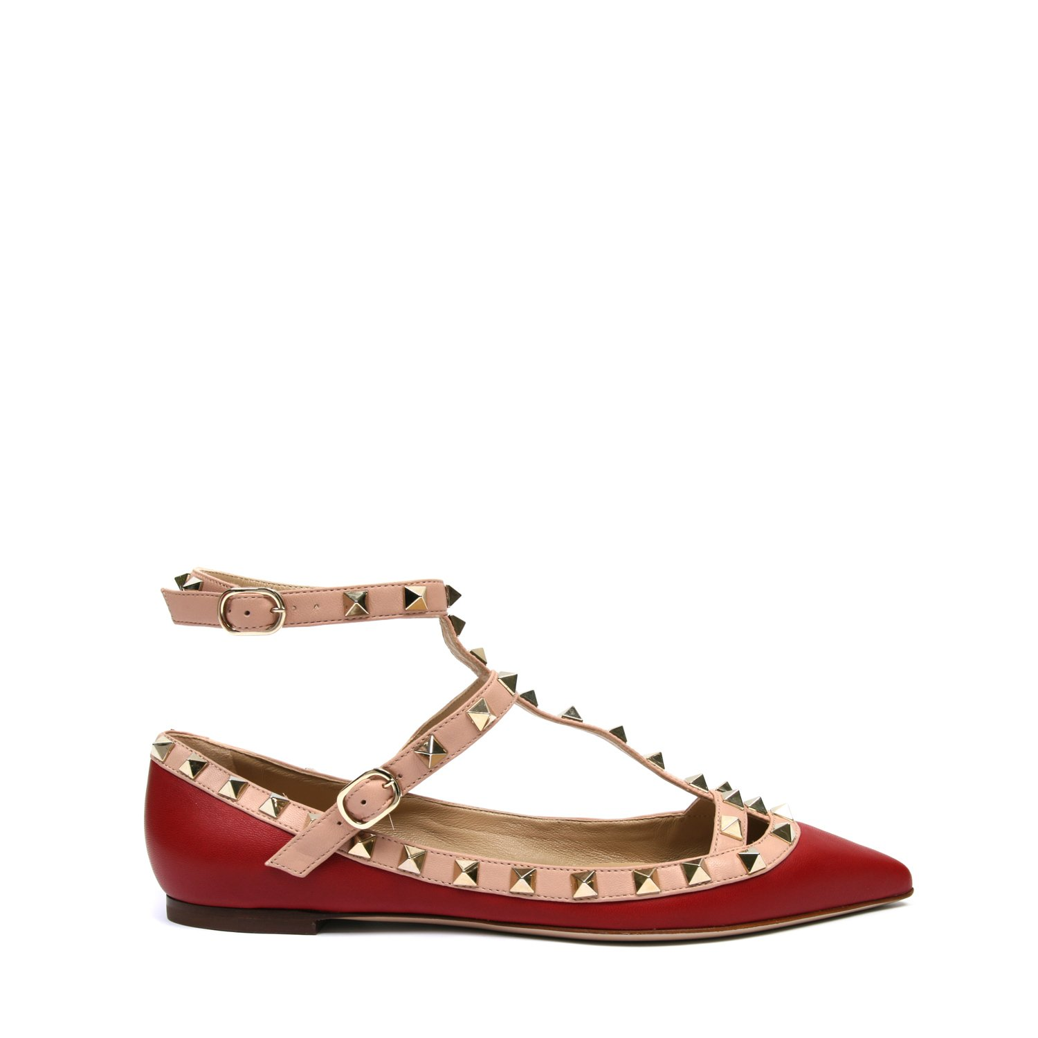 Valentino Shoes in Red | Lyst