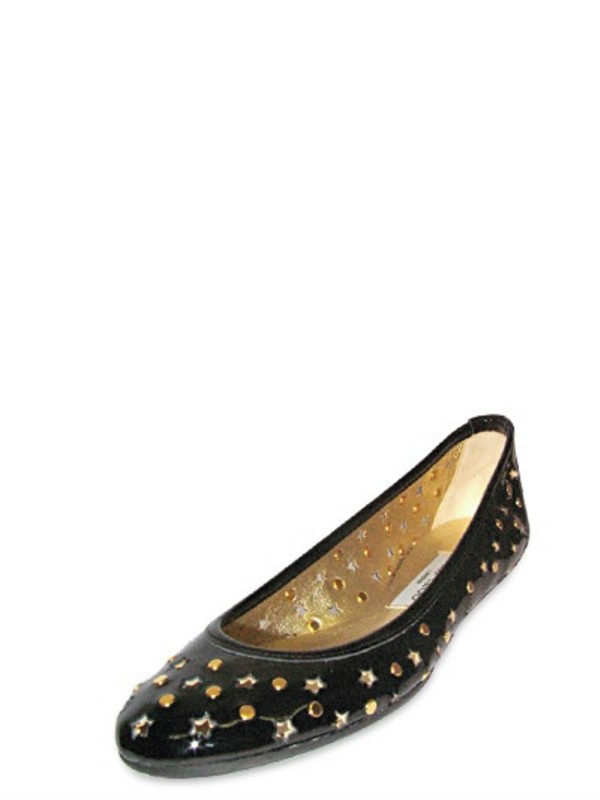Jimmy Choo Leather Star Flats outlet pictures clearance 2014 cheap really comfortable sale online iCyGVAkZ