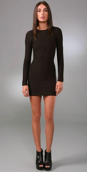 Kimberly Ovitz Glavis Dress in Brown - Lyst