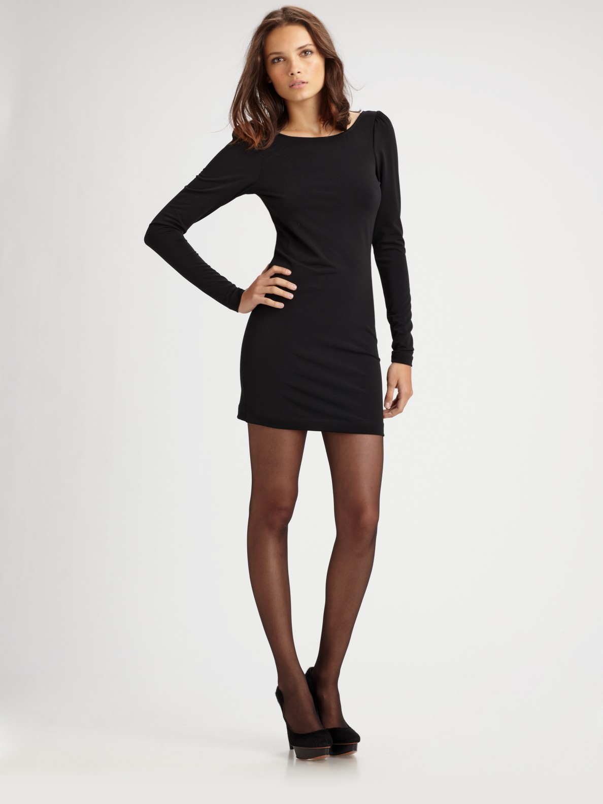 Long Sleeve Holiday Dresses