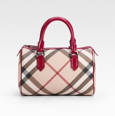1c952205c24e Burberry Bag With Red Handle | Stanford Center for Opportunity ...