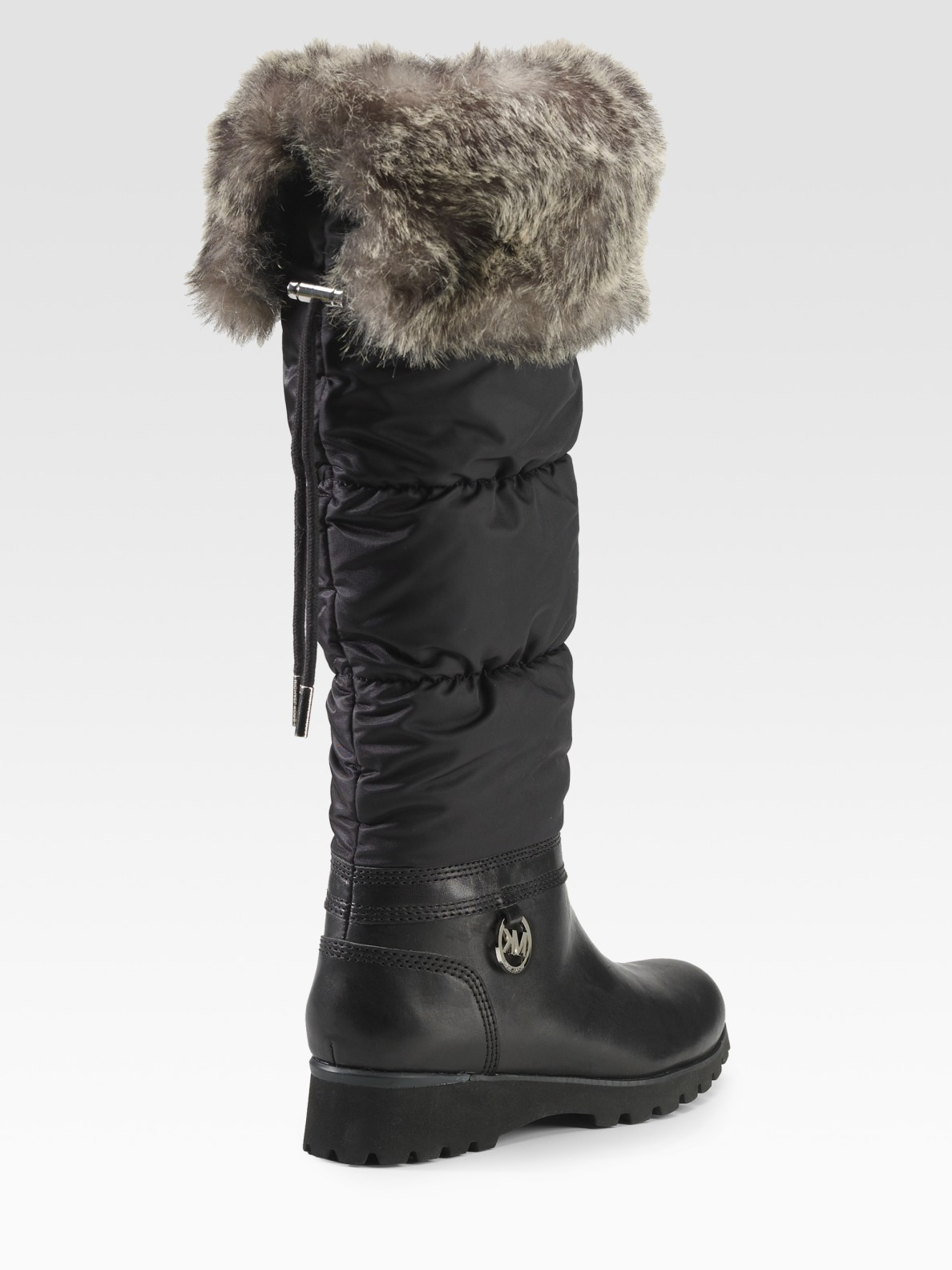Michael Michael Kors Brandy Snow Tall Weather Boots In