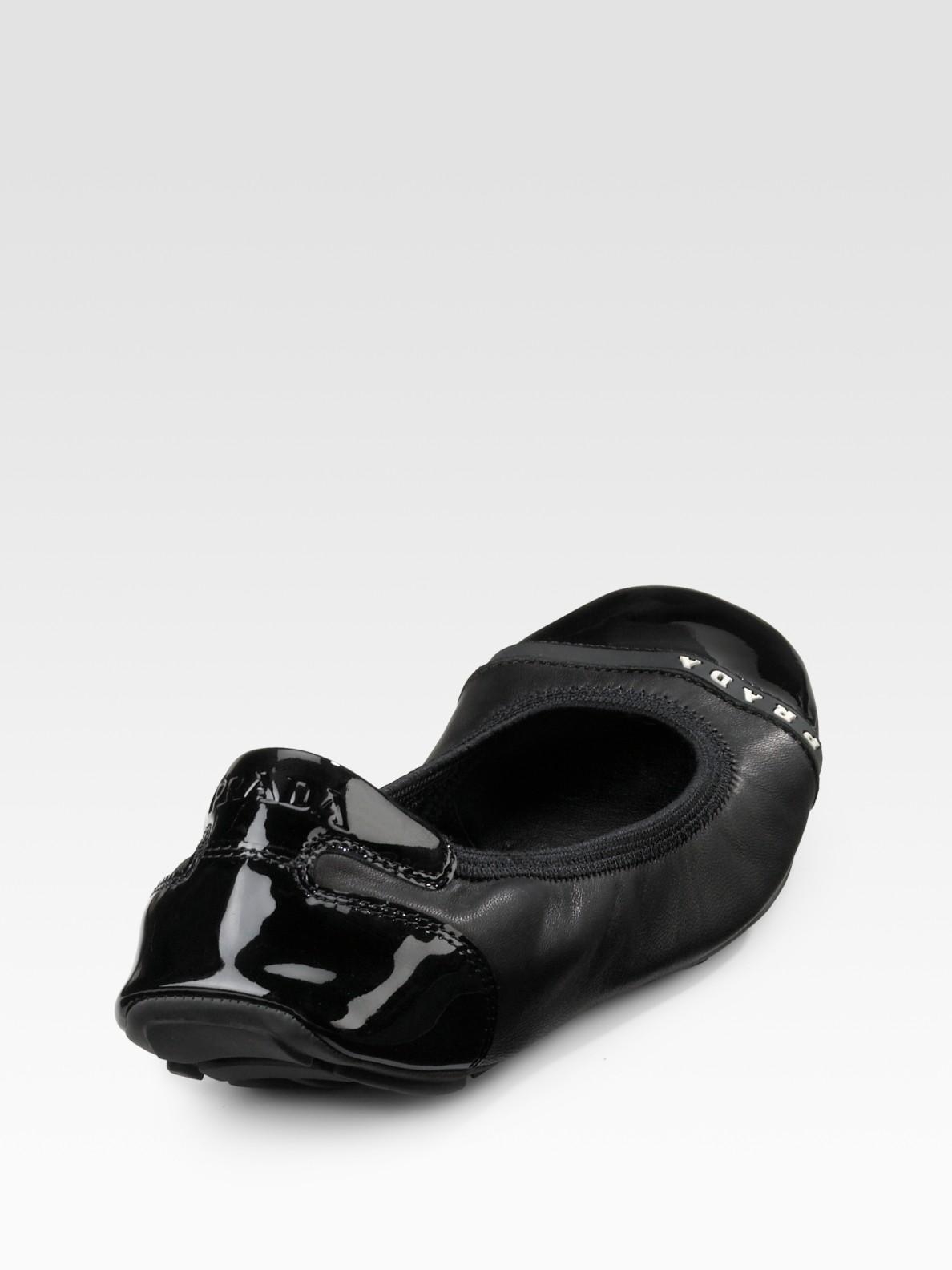FOOTWEAR - Ballet flats Prada DYJKqOqBJX