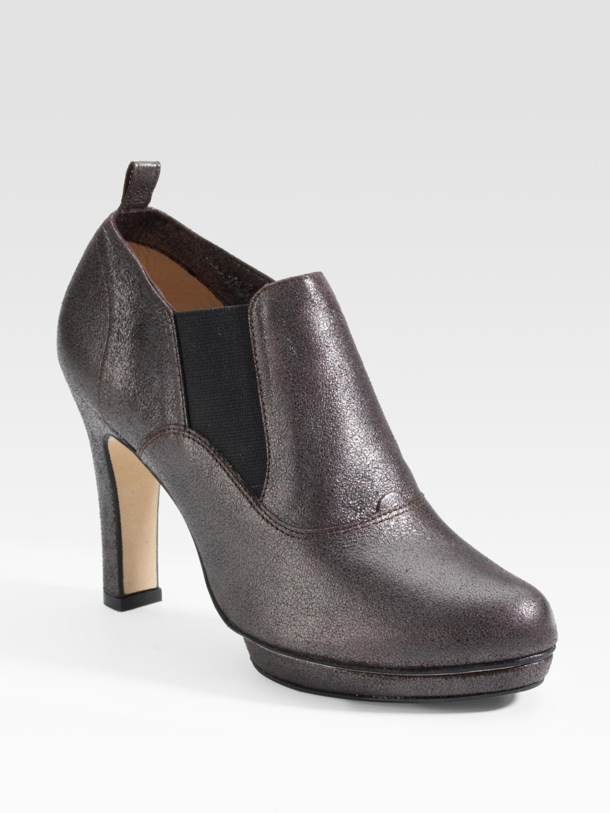 Lyst Repetto Kiss High Heel Ankle Boots In Black