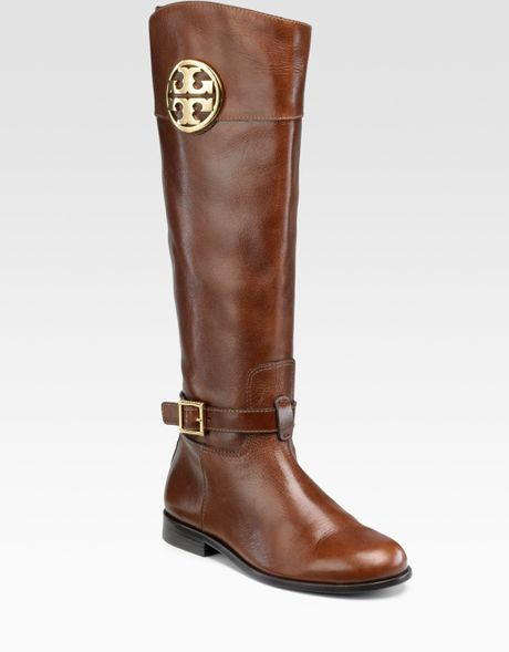 burch patterson boots in brown lyst