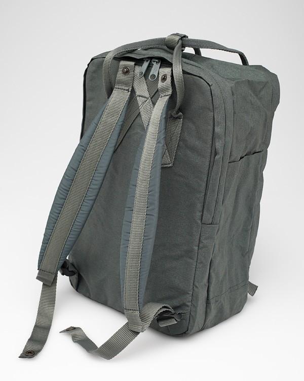 81f48578530 Lyst - Fjallraven Kanken 15 Laptop Bag in Black