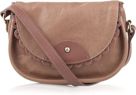 See By Chloé Poya Pouch Leather Bag in Pink (rose)