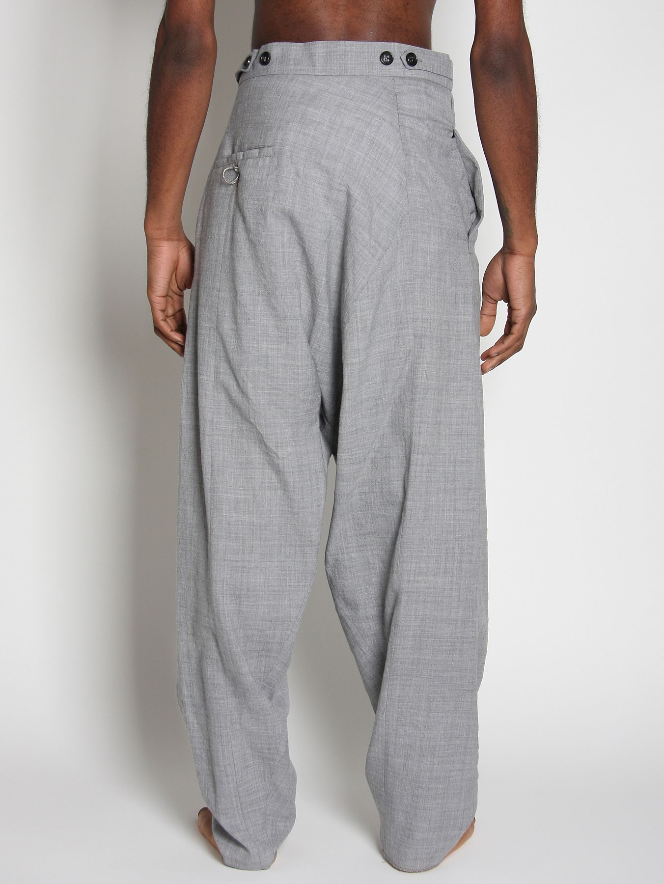 Try our Men's Tailored Fit Year'rounder Wool Trousers at Lands' End. Everything we sell is Guaranteed. Period.® Since