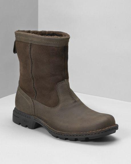ugg australia mens hartsville waterproof boots