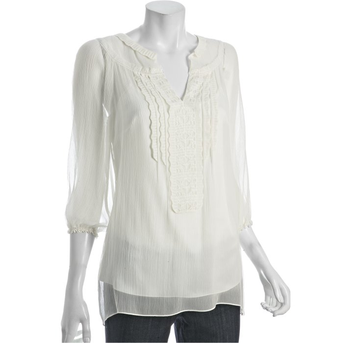 Find great deals on eBay for sheer long sleeve blouse. Shop with confidence.
