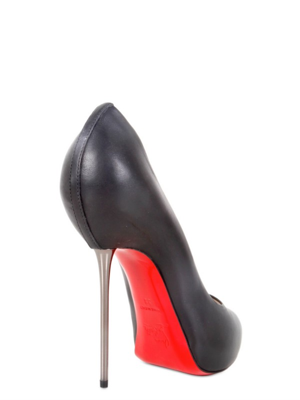 louboutin knock off - christian louboutin Big Lips pointed-toe pumps - Bbridges