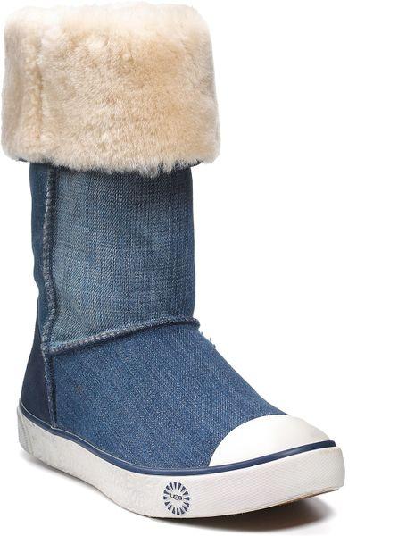 blue jean uggs