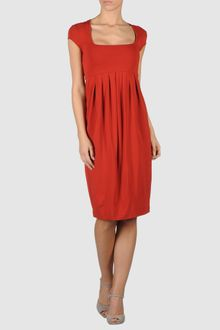 Plein Sud Jeanius 3/4 Length Dress - Lyst