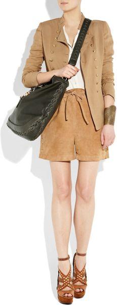 Gucci New Jackie Leather Shoulder Bag 30