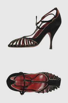 Cesare Paciotti Pumps with Open Toe - Lyst