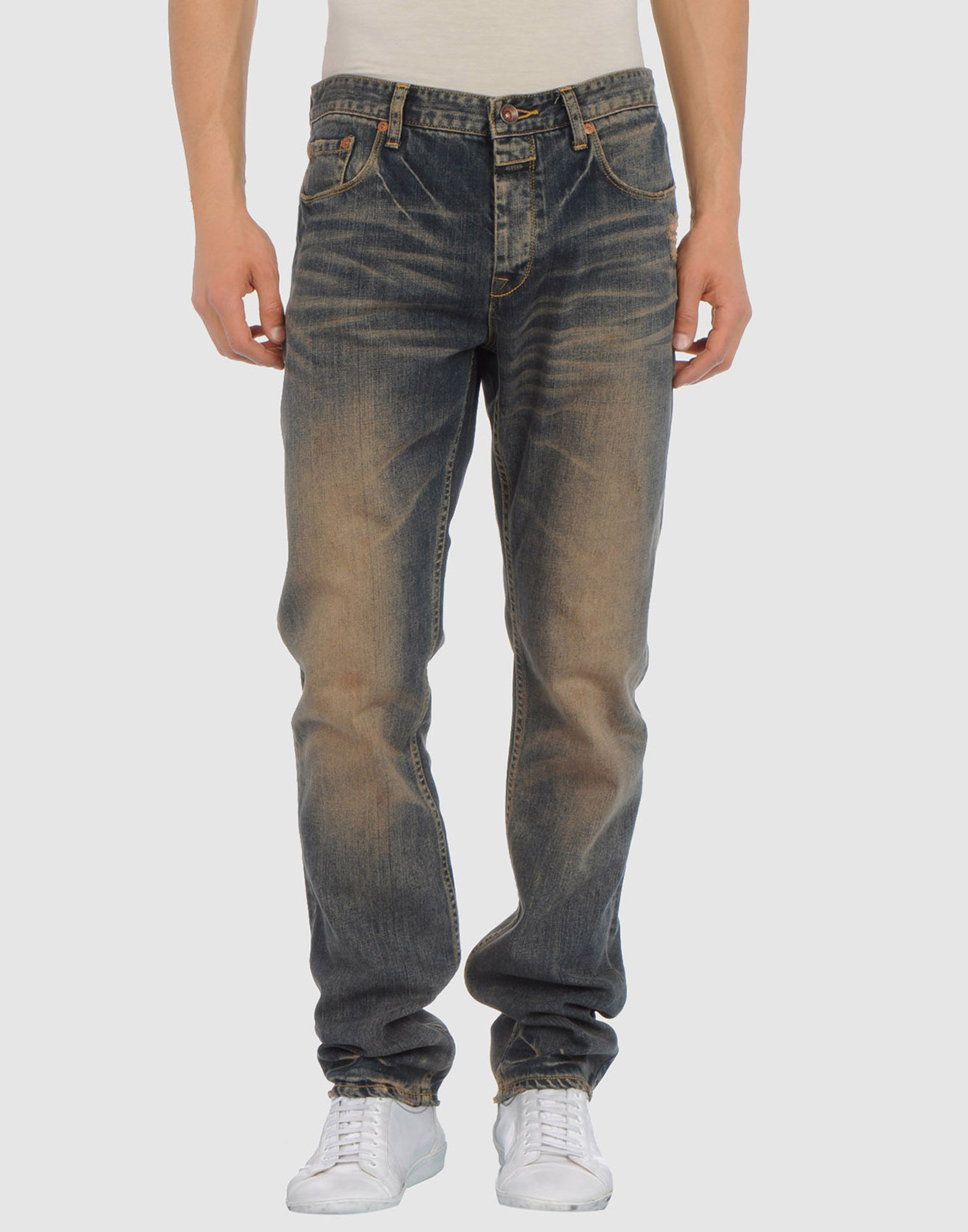 closed jeans in blue for men lyst