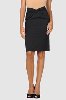 Pf Paola Frani Knee Length Skirt - Lyst