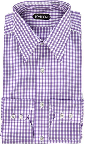 Mens Purple Shirts