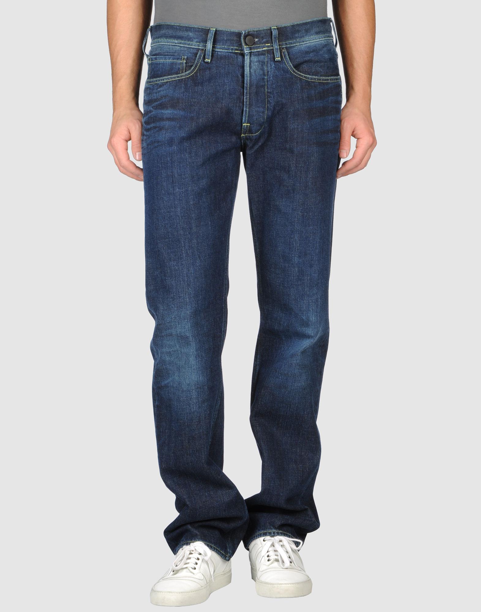 stone island denims jeans in blue for men lyst. Black Bedroom Furniture Sets. Home Design Ideas