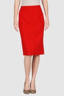 Valentino Knee Length Skirt - Lyst