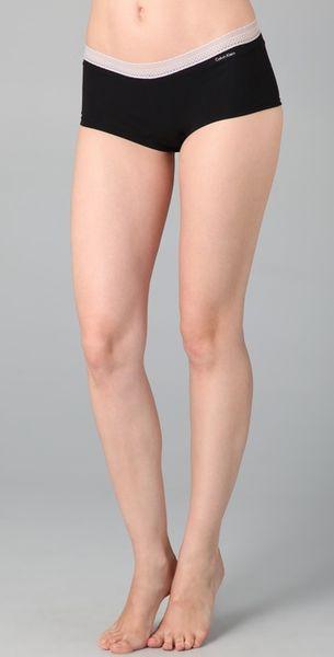 calvin klein boy shorts