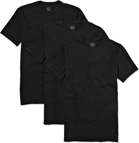 Calvin Klein Black Cotton Two_pack Briefs in Black for Men