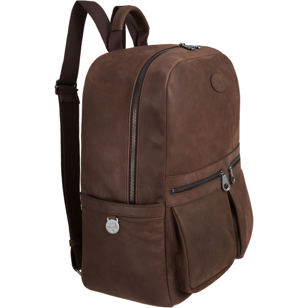 5dd49d5d4126 Mulberry Henry Backpack in Brown for Men - Lyst