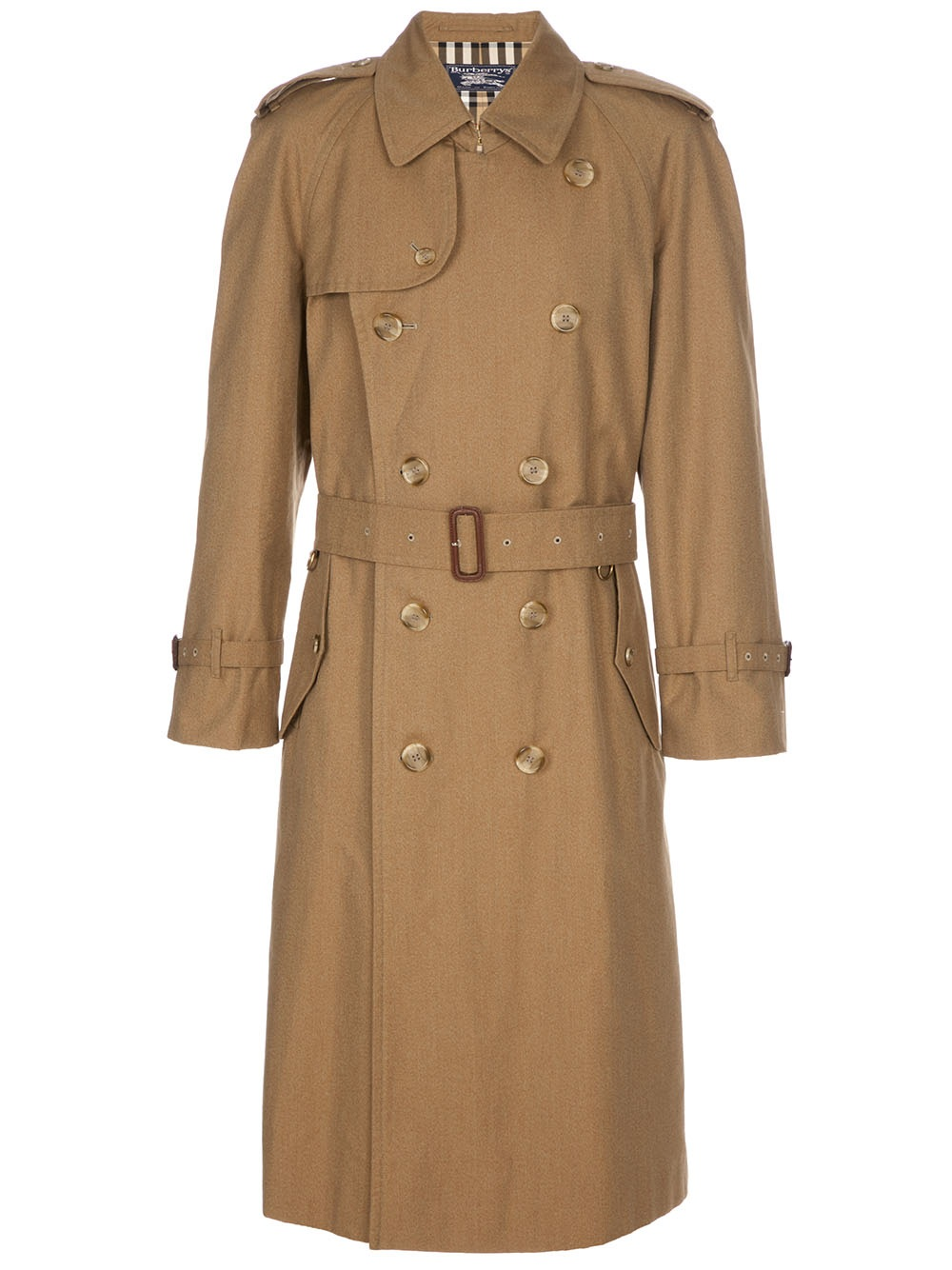 burberry trench coat in green for men khaki lyst. Black Bedroom Furniture Sets. Home Design Ideas