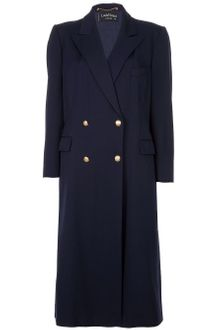 Louis Feraud Vintage Tailored Coat - Lyst