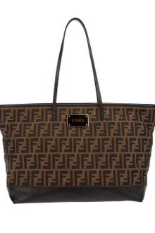 Fendi Roll Bag Medium - Lyst
