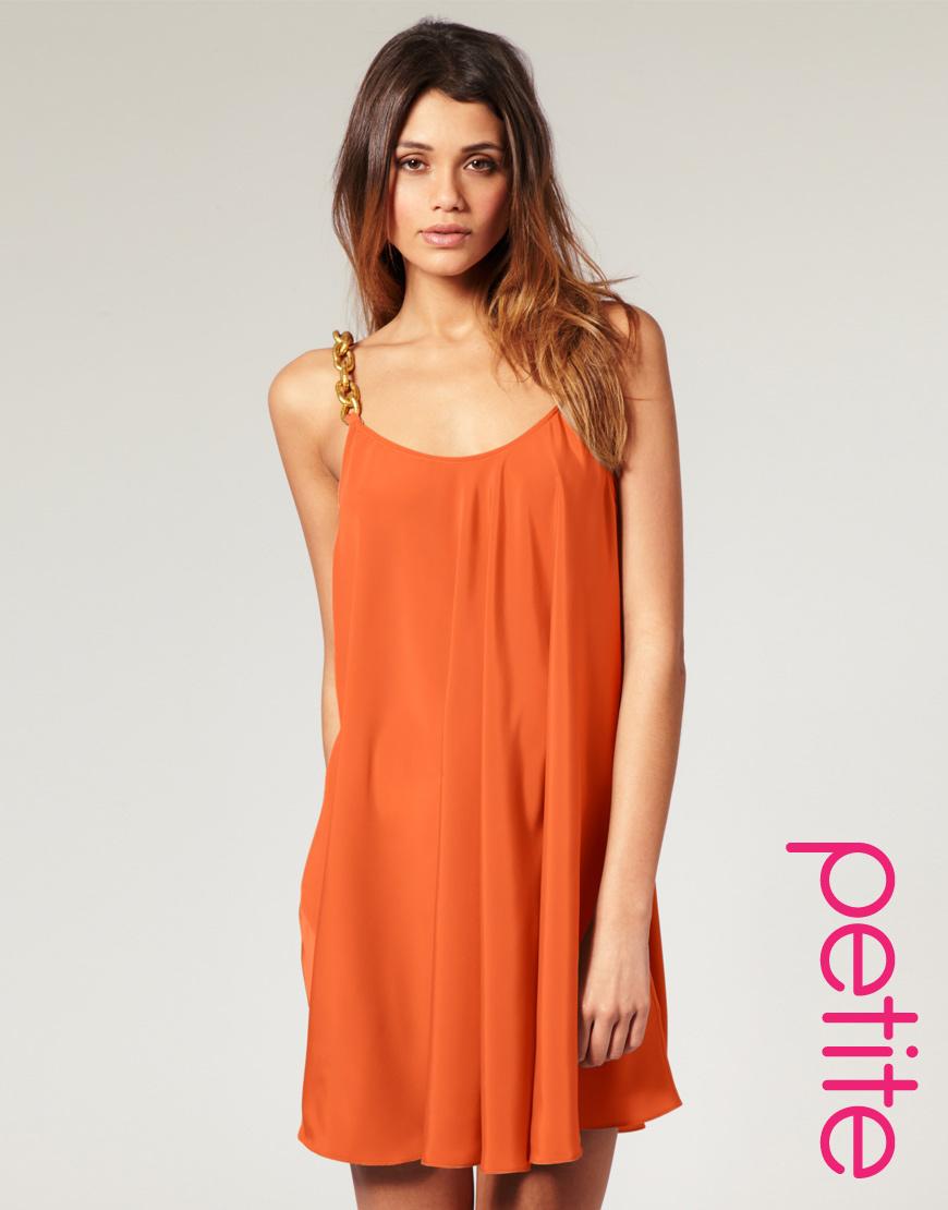 Chain Strap Dress