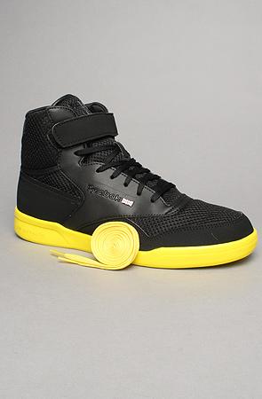 1010b70efea Lyst - Reebok The Exofit Plus Hi Ultralite Sneaker in Black in Black ...