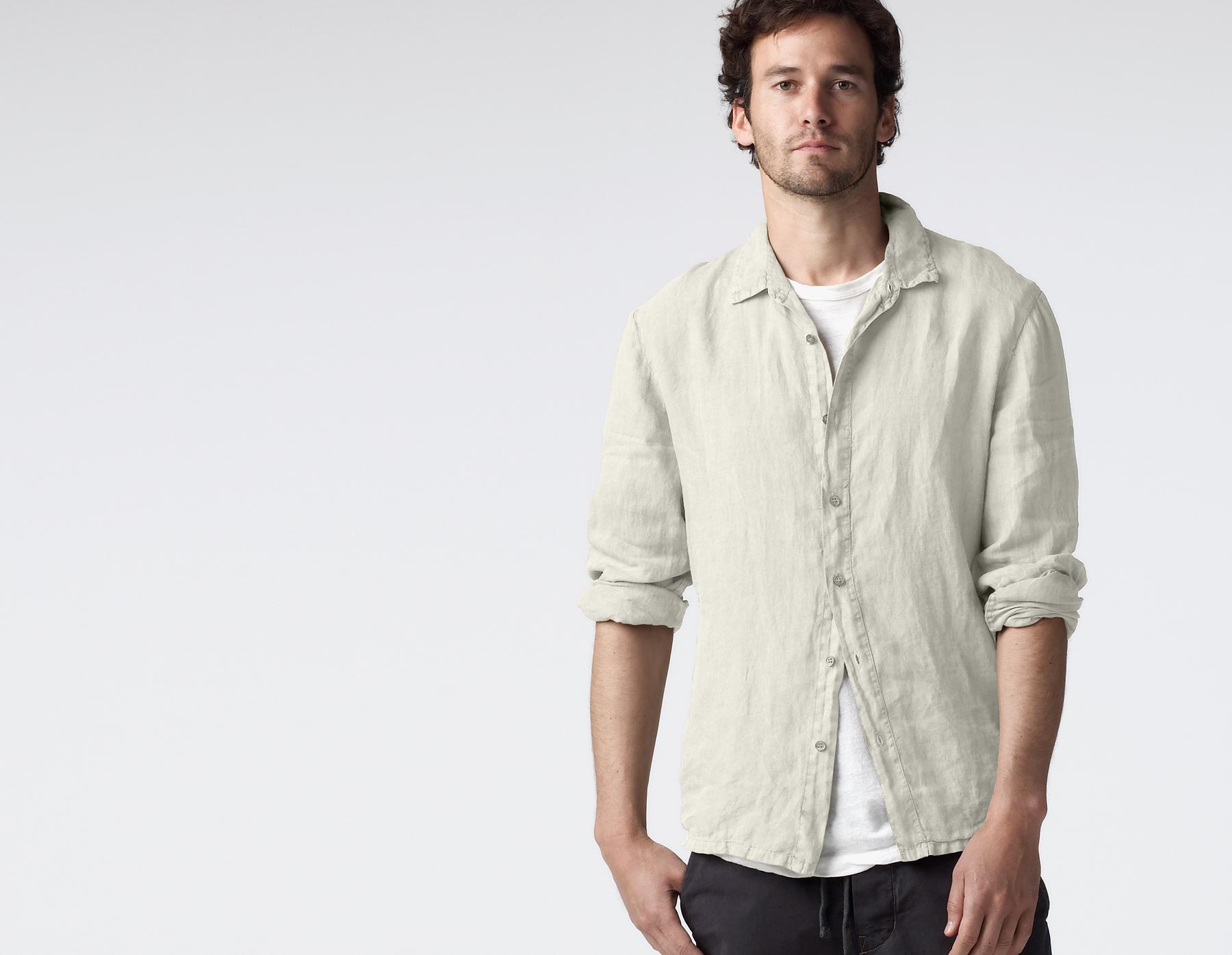 Burberry Mens Dress Shirts