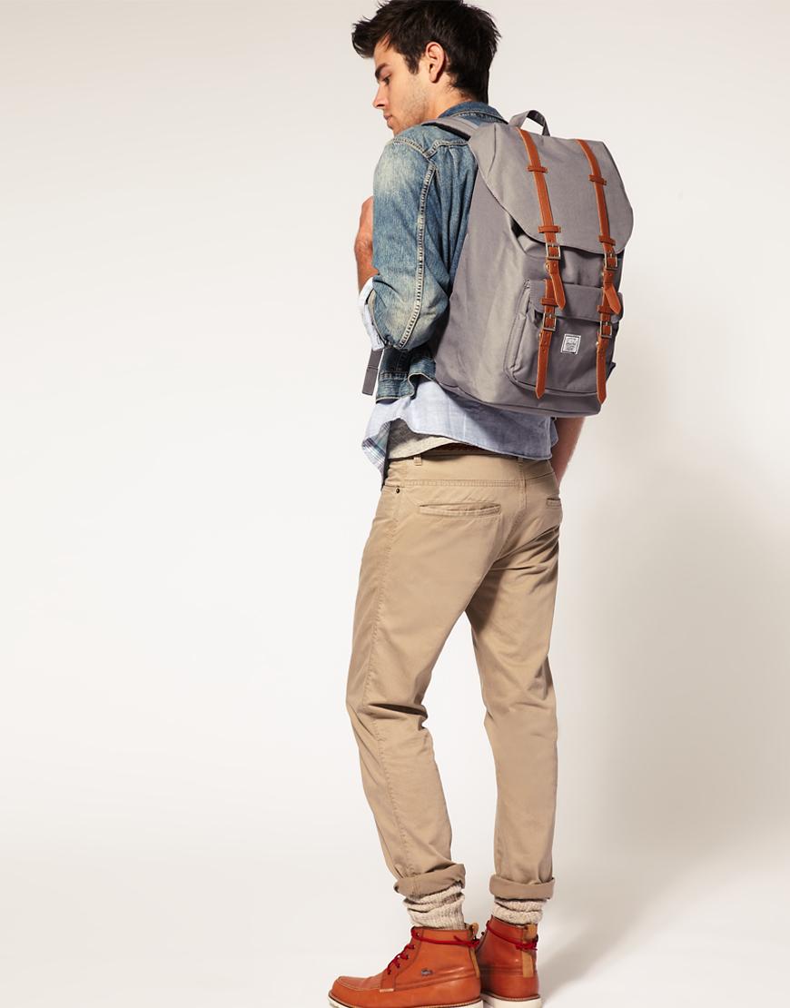 Herschel Supply Co Herschel Little America Backpack In