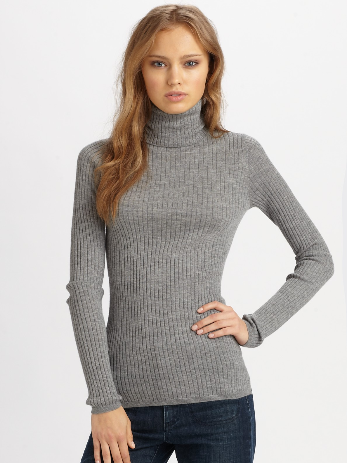 Turtlenecks Sweater - English Sweater Vest