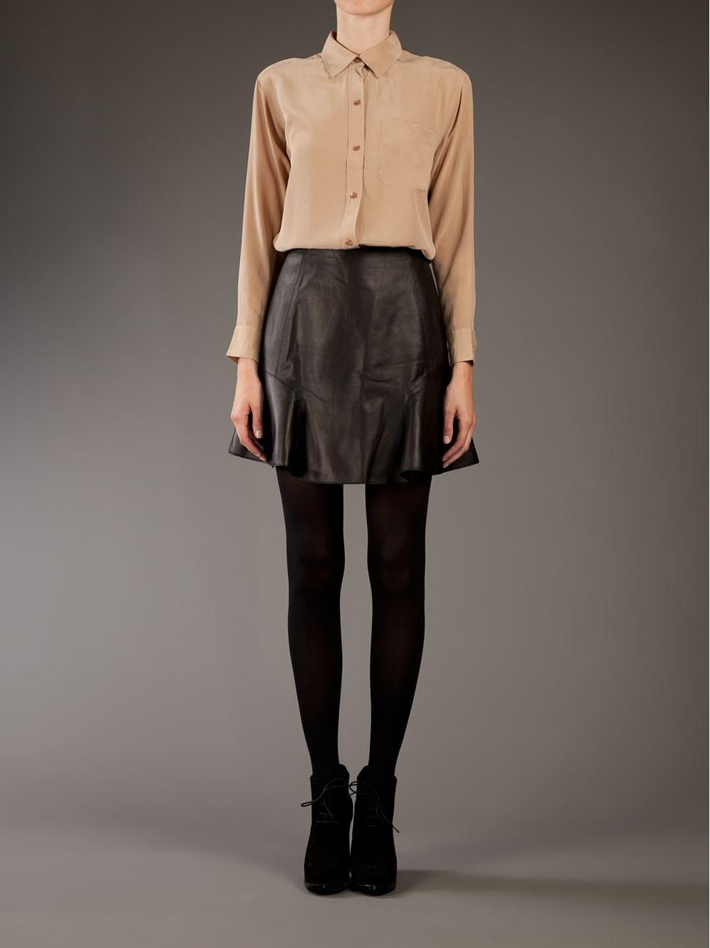 33d6f0d46d082 Equipment daddy silk blouse in natural lyst jpg 1000x1334 Camel silk blouse