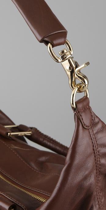 Lyst Botkier Sasha Medium Duffel Bag In Brown