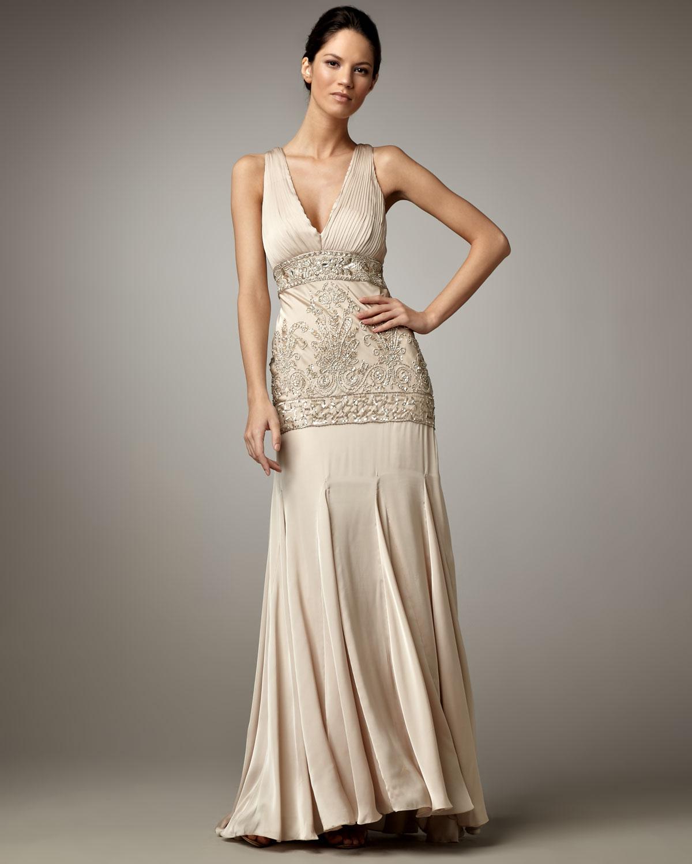 Sue Wong Beaded Evening Dresses