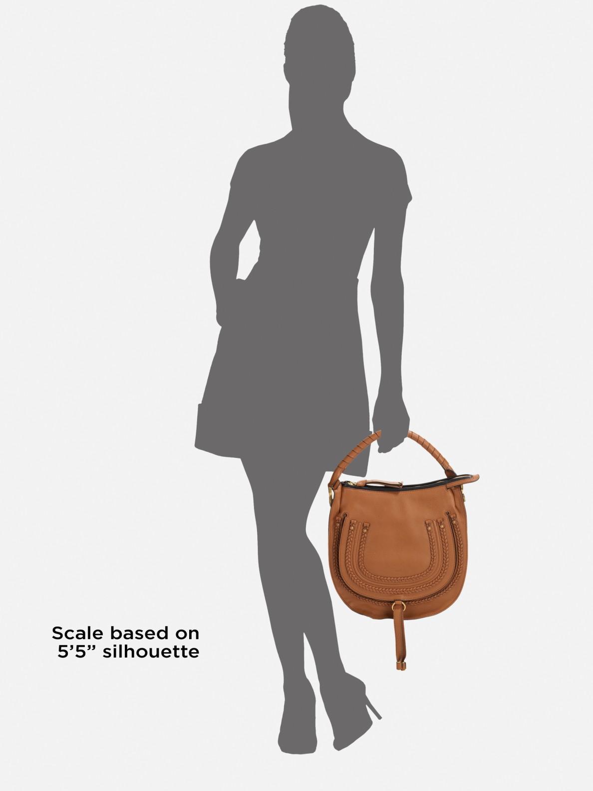 Lyst - Chloé Marcie Small Braided Hobo in Brown b4159c1176