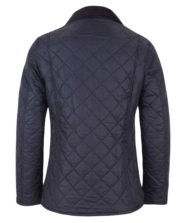 Lyst Barbour Akenside Quilted Jacket In Blue For Men