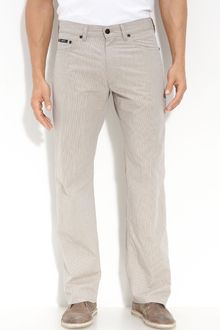 Hugo Boss Boss Black Texas Tonal Plaid Pants - Lyst