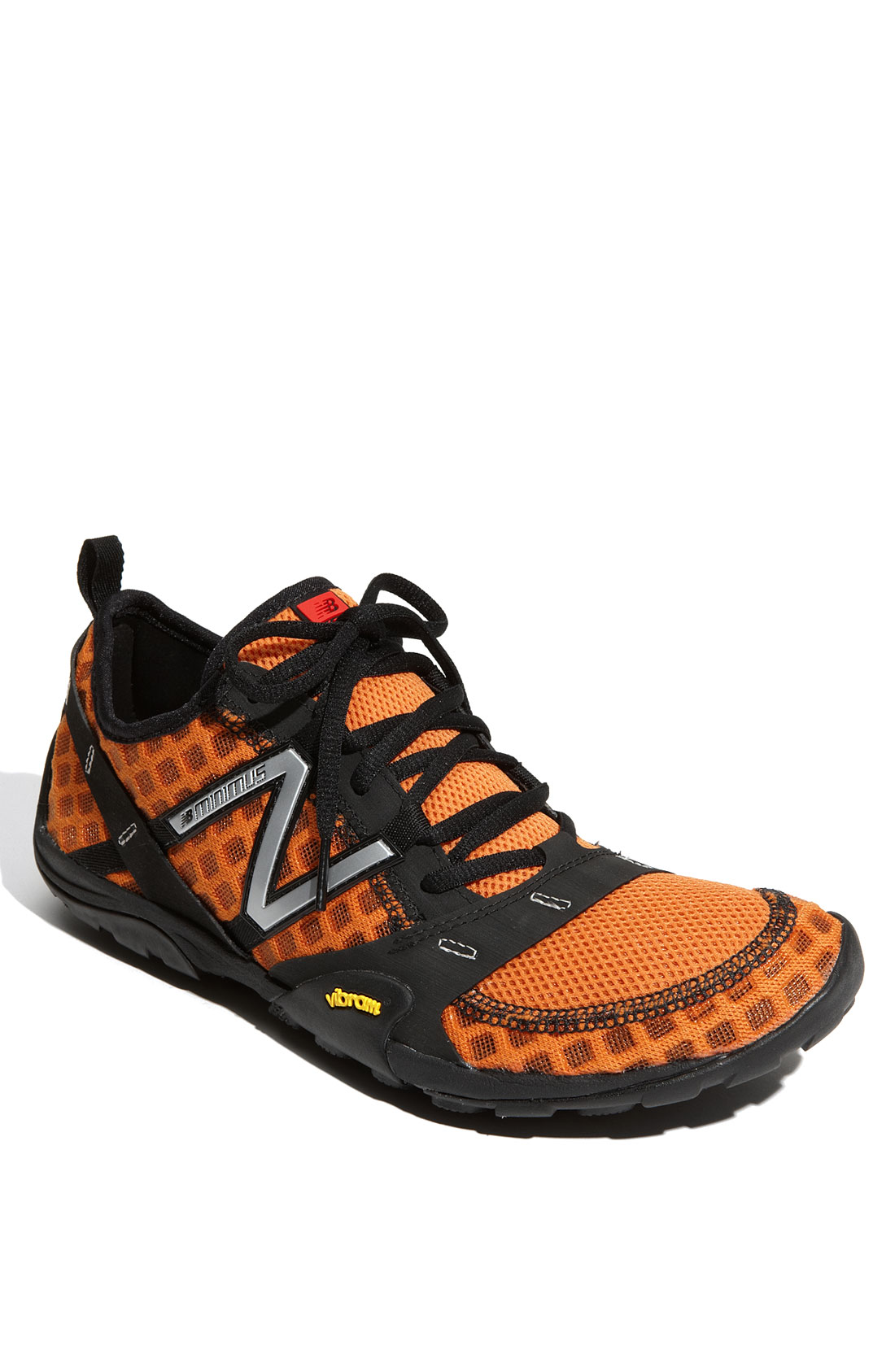 Running Shoe With Fitted Top