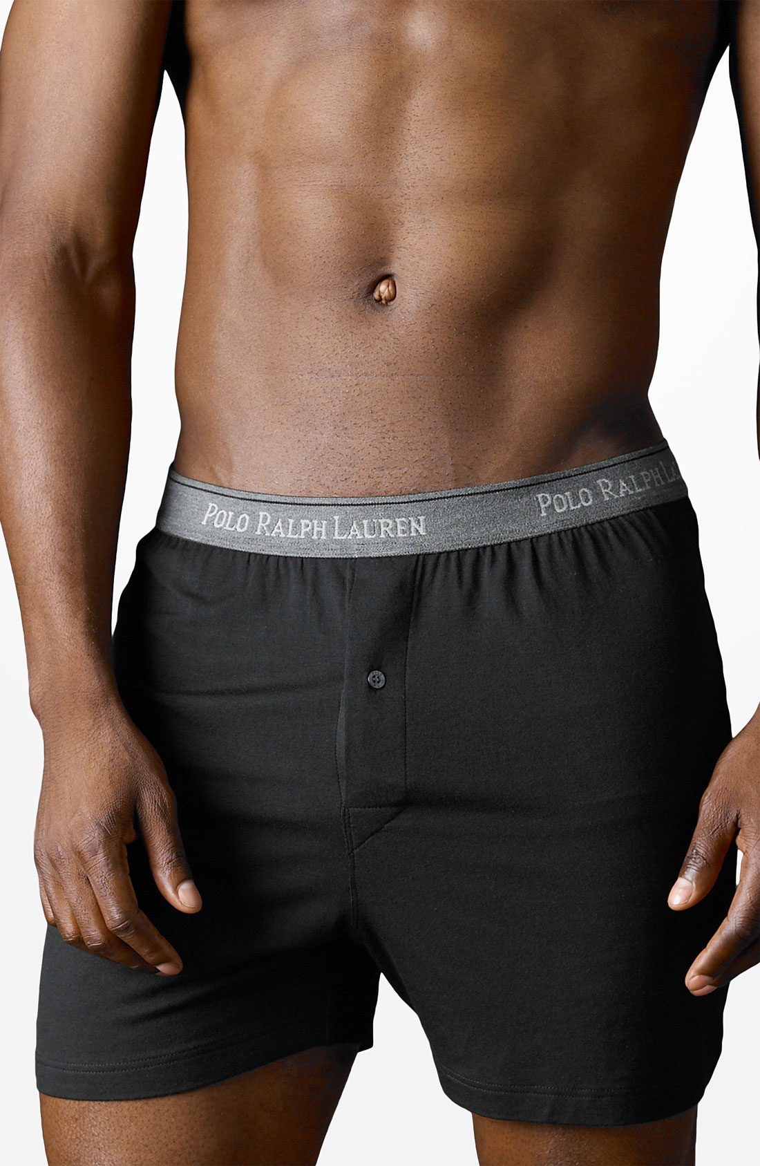 lyst polo ralph lauren boxer shorts in black for men. Black Bedroom Furniture Sets. Home Design Ideas