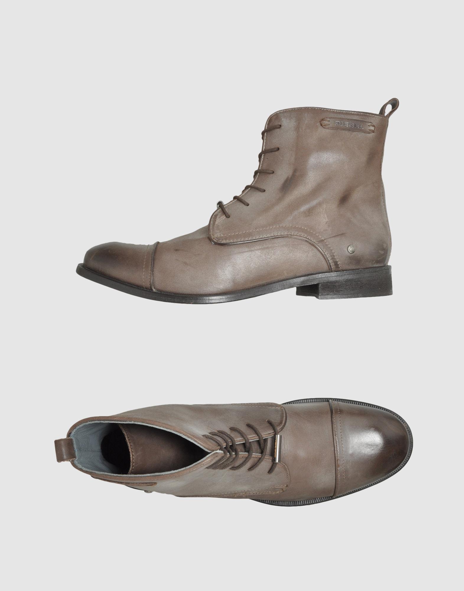 Diesel dress shoes for men