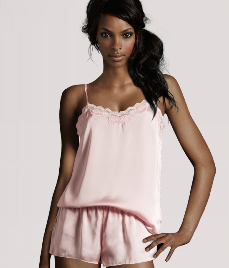 2ed544cf08 H M Nightwear Set in Pink - Lyst