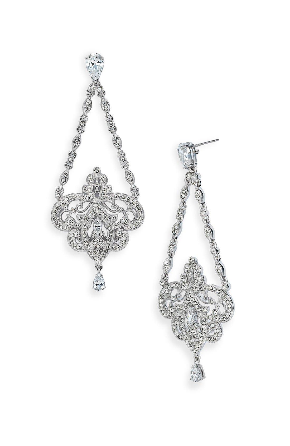 Nordstrom chandelier earrings fallcreekonline chandelier earrings nordstrom rose gold chandelier earrings arubaitofo Image collections