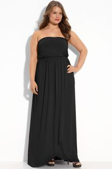 Strapless Maxi Dress on Rachel Pally Soiree Strapless Maxi Dress  Plus    Lyst